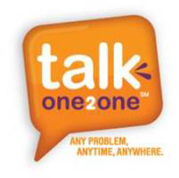 Talk One-2-One logo